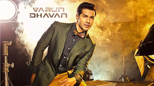 Varun Dhawan Wallpaper