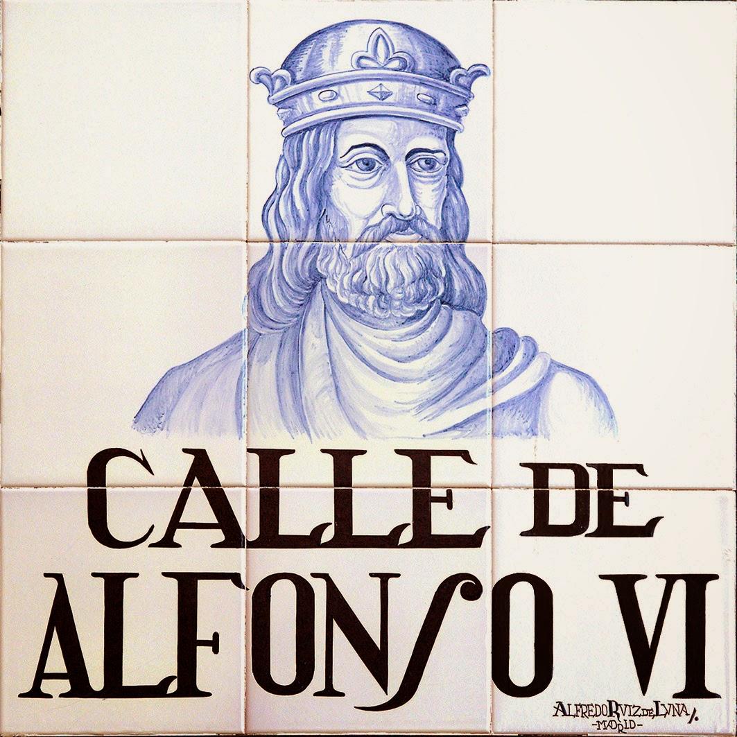 Calle de Alfonso VI