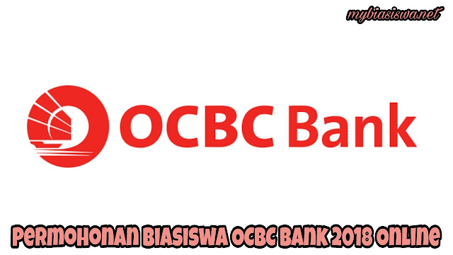 Permohonan Biasiswa OCBC Bank 2021 Online