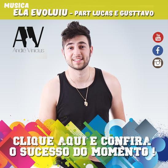 Baixar: André Vinicius Part. Lucas E Gusttavo