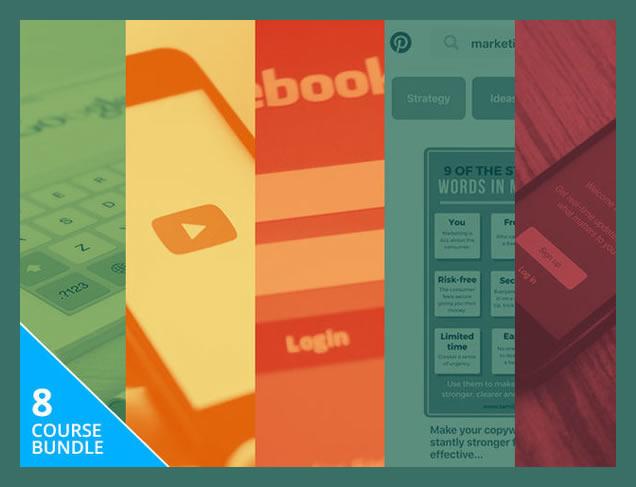 Digital Marketing Foundations Mega course Bundle Discount