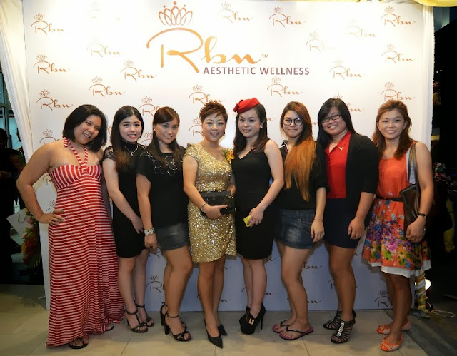 RBN Aesthetic Wellness, First Bird's Nest Wellness Centre, beauty, wellnes centre, bird's nest, sunshine kelly, event