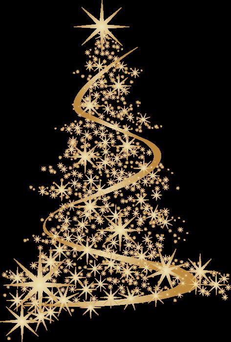 Imagenes navide as arboles de navidad - Arboles de navidad dorados ...