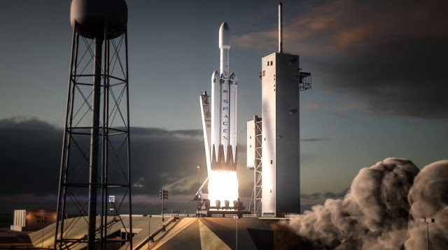 SpaceX will travel to the Moon! The company of Elon Musk will bring two 'tourists' in 2018