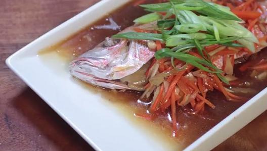 Resep Masakan Indonesia Ikan Jahe