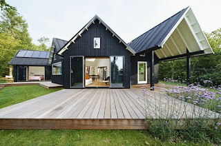 Tips for Designing a home with Wood