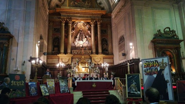 La Semana Santa de Andalucía se presentó en Madrid