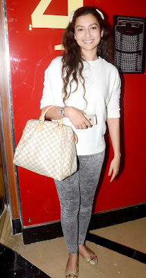 Esha Deol & Others Celbs at the screening of 'Garm Hawa'