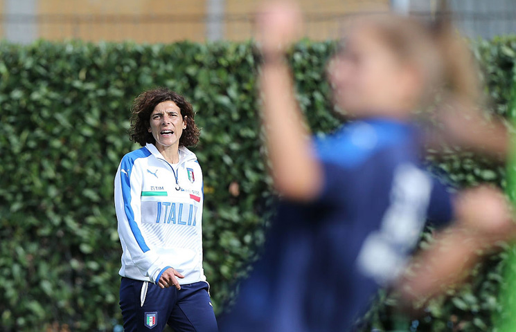 "Rita Guarino: ""Ponosna sam što sam u Juventusu"""