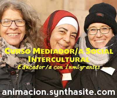 cursos mediador intercultural
