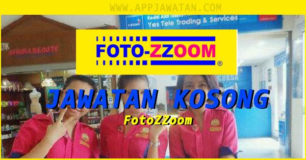 Jawatan Kosong di FotoZZoom