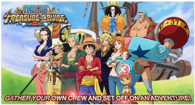 One Piece Treasure Cruise v4.0.0 Mod Apk