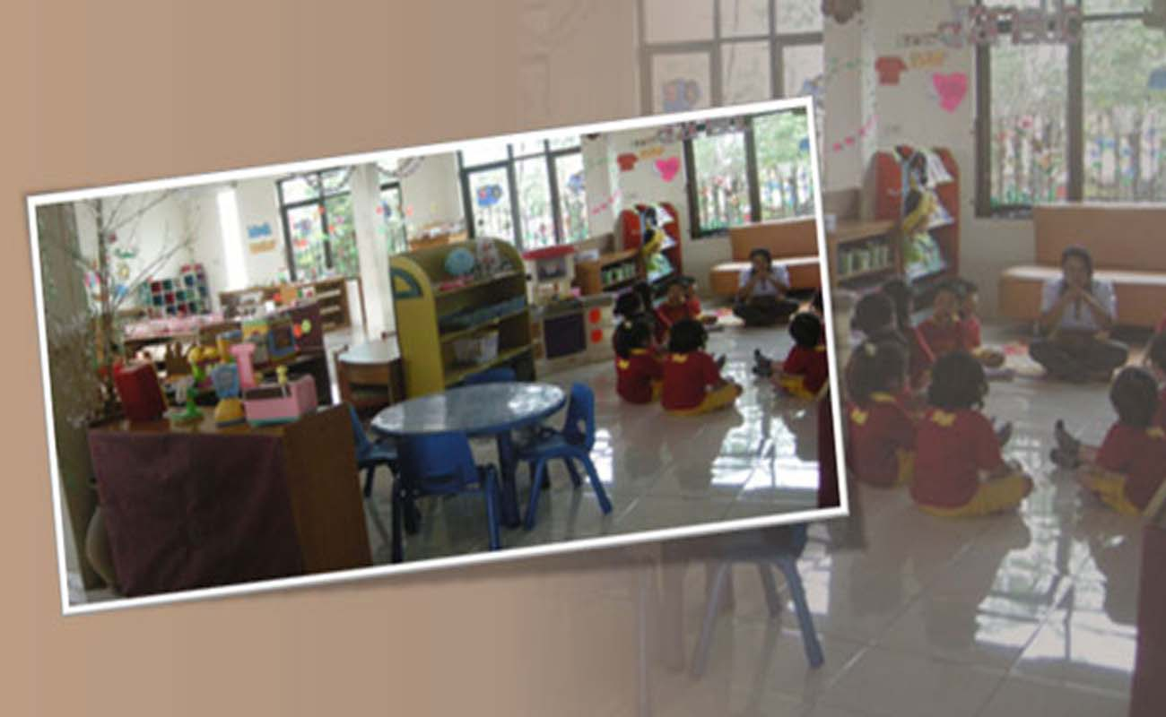 Download Contoh Struktur Kurikulum 2013 Untuk PAUD TK RA
