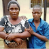 Fake female beggar who uses her son to beg for alms captured in Lagos