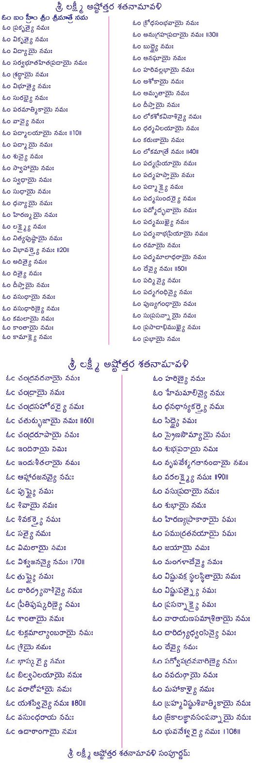 Top 10 Punto Medio Noticias   Lakshmi Pooja Mantras In Telugu
