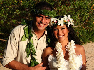 1 Casamento havaiano: Dani Suzuki & Fábio Novaes!