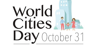 World Cities Day: October 31