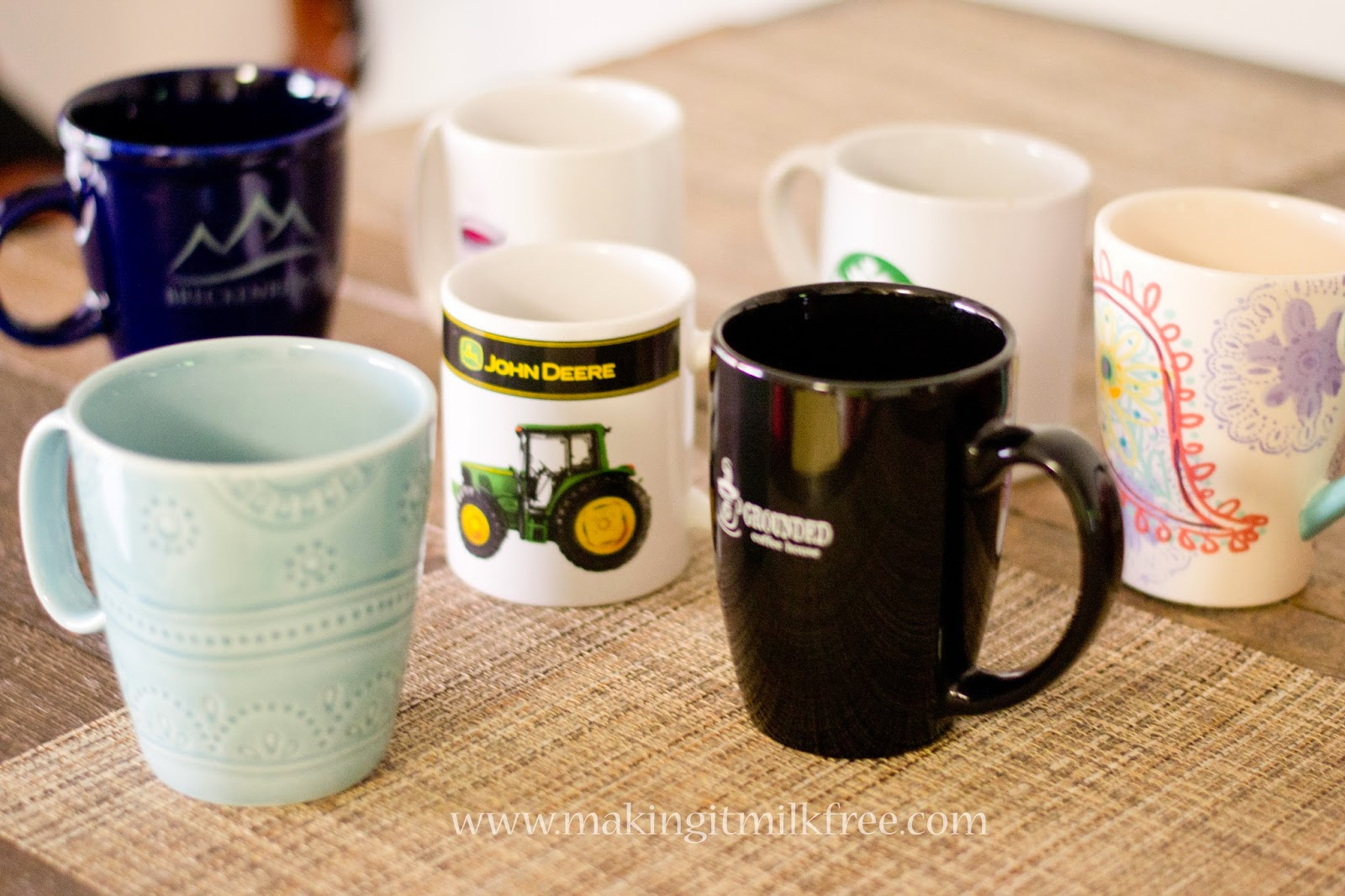 #cbias #coffeejourneys #coffee #millstone #mrcoffee #mugs