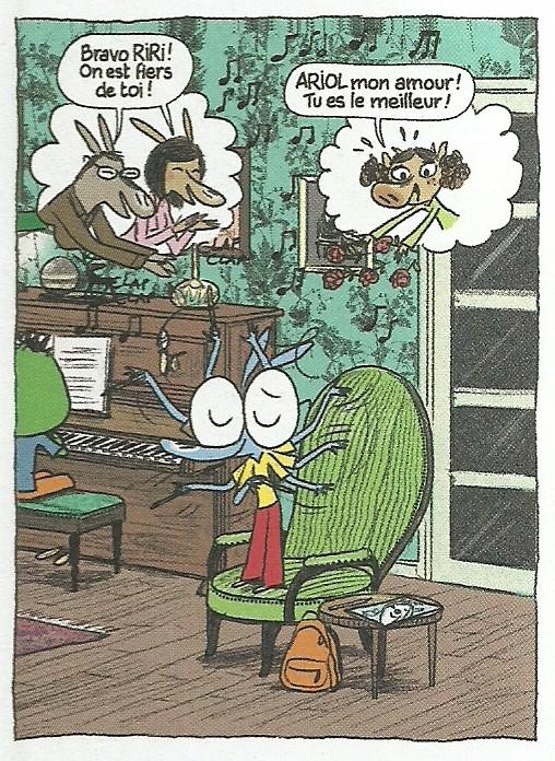 Coquefredouille ariol fait le mariol - Ariol dessin anime ...
