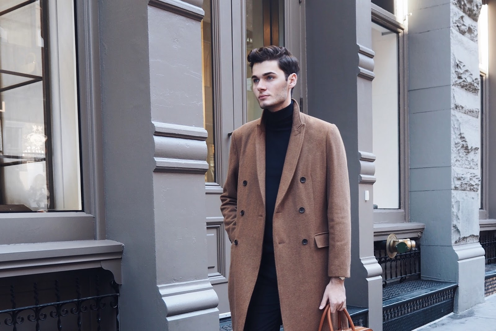 What I Wore An Englishman In New York