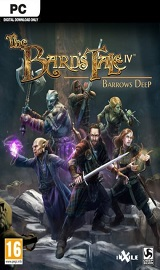 bards tale iv 4 barrows deep pc compare cd keys prices keyhub - The Bards Tale IV Barrows Deep Update 3-CODEX