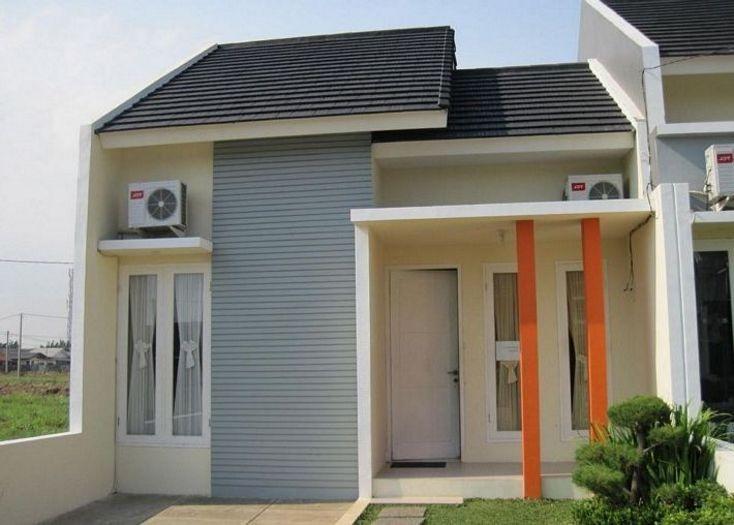 contoh desain rumah btn 1