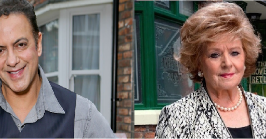 Dev vs Rita - The Battle for the Bottom end of Coronation Street