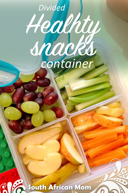 No-Fuss Healthy Snack Box