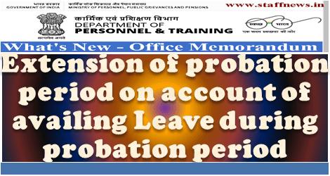 leave-on-probation