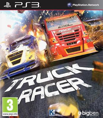 یاری بۆ پلهی سیتهیشن Truck Racer : PS3