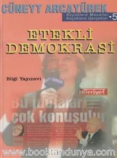 Cüneyt Arcayürek - Büyüklere Masallar 5 Etekli Demokrasi