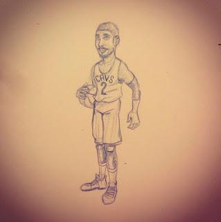 Irving Sketch