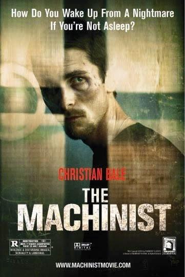 The Machinist (2004) BluRay 720p