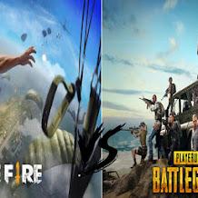Perbandingan Free Fire vs PUBG Mobile, Siapa Yang Lebih Baik?