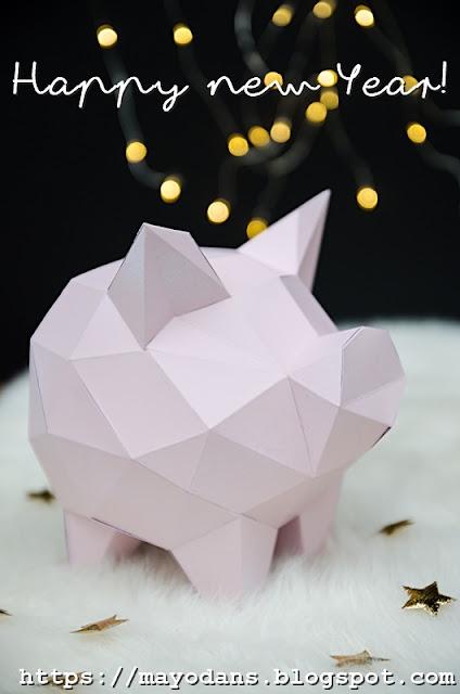 Papierschweinchen