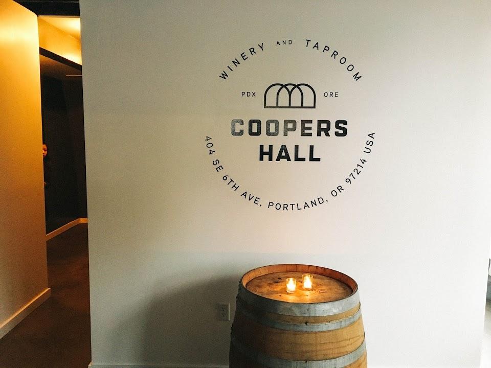 クーパーズ・ホール(Cooper's Hall)