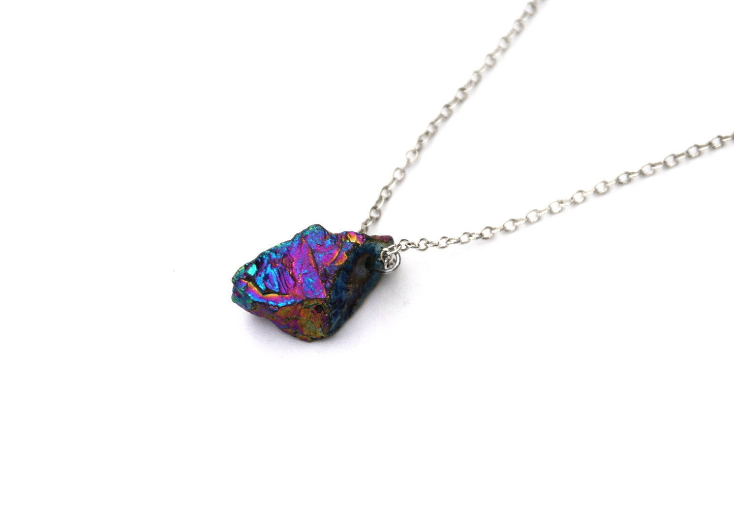 https://www.etsy.com/uk/listing/208225852/rainbow-mineral-necklace-rough-rough