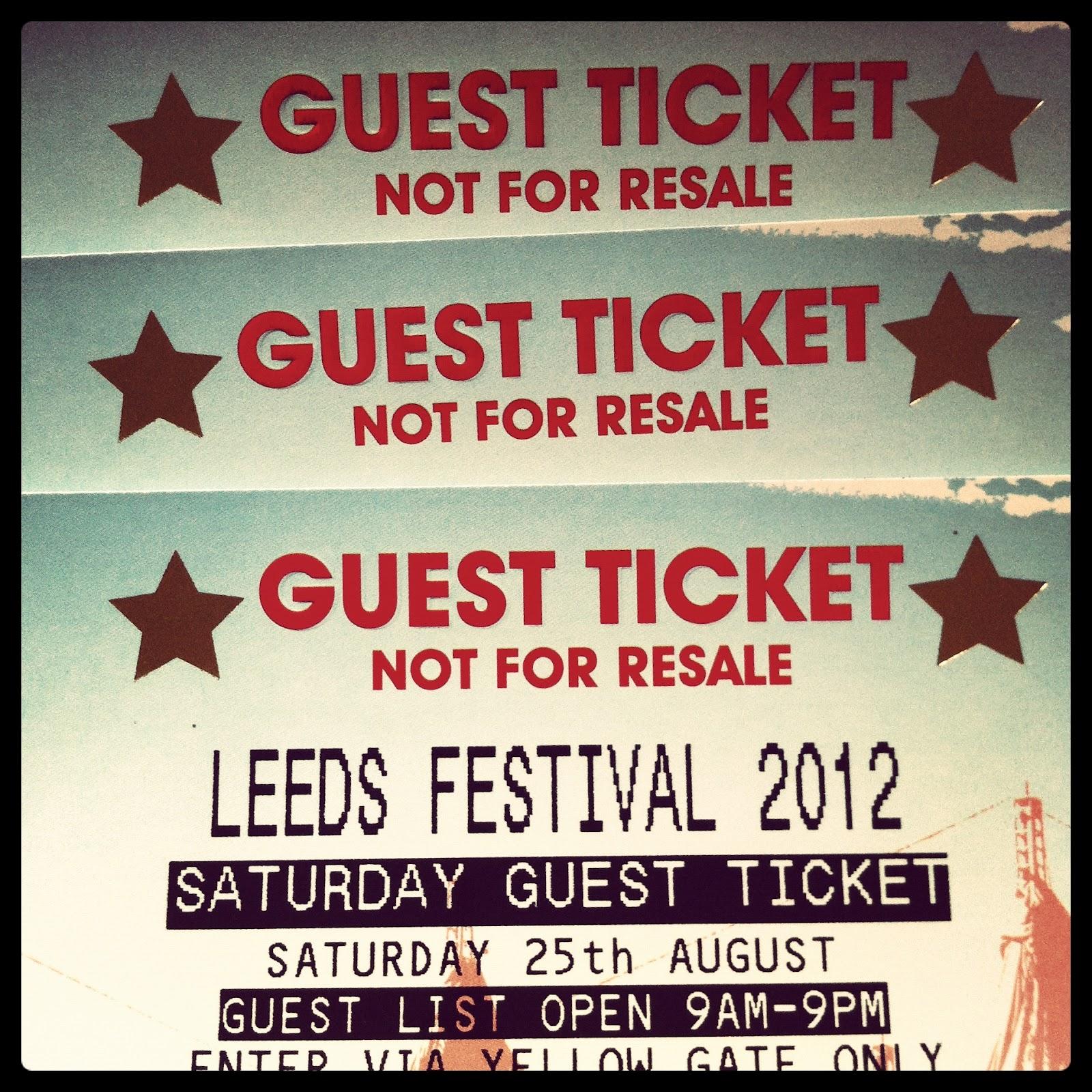 leeds festival - photo #26