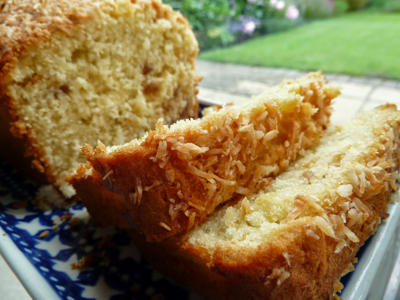 Cherry Loaf recipe or Cherry and Coconut Loaf recipe