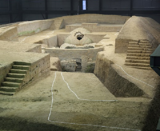 High-rank tomb of East Wu Dynasty was found in Anhui