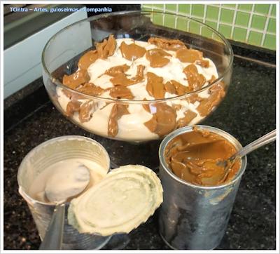 sobremesa; leite condensado; panela de pressão