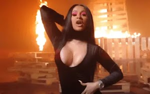 Watch Video | DJ Khaled ft Cardi B , 21 Savage - Wish Wish