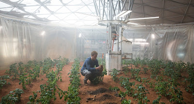 Potatoes on Mars, Part the First.