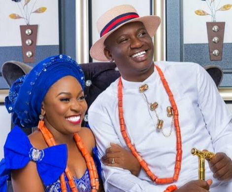 Omoefe Ejere wedding photos