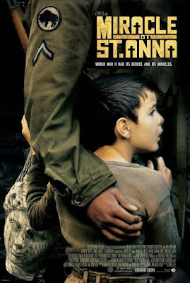 Miracle at St. Anna Poster