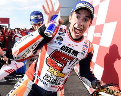 Lorenzo: Marquez Hanya Beruntung