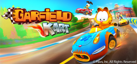 Garfield Kart PC Full Version