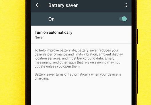 Cara Membuat Baterai Smartphone Android Anda Bertahan Lebih Lama,Ini Caranya 4