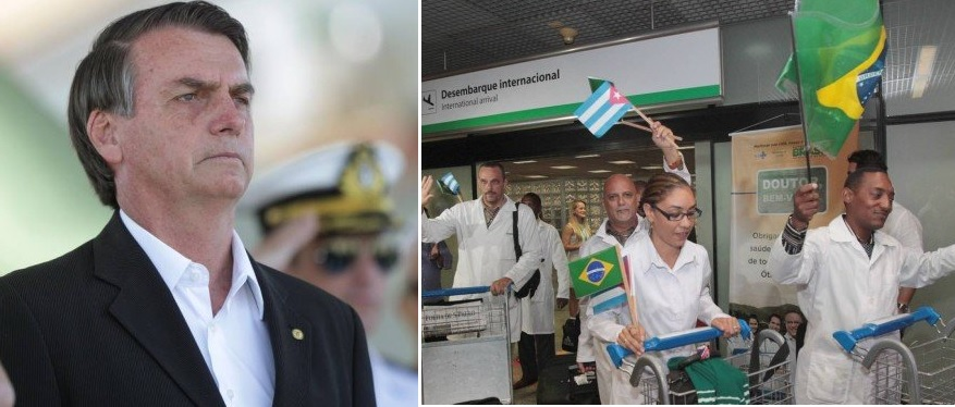 País deixará de ser fonte de renda de ditaduras, diz Bolsonaro