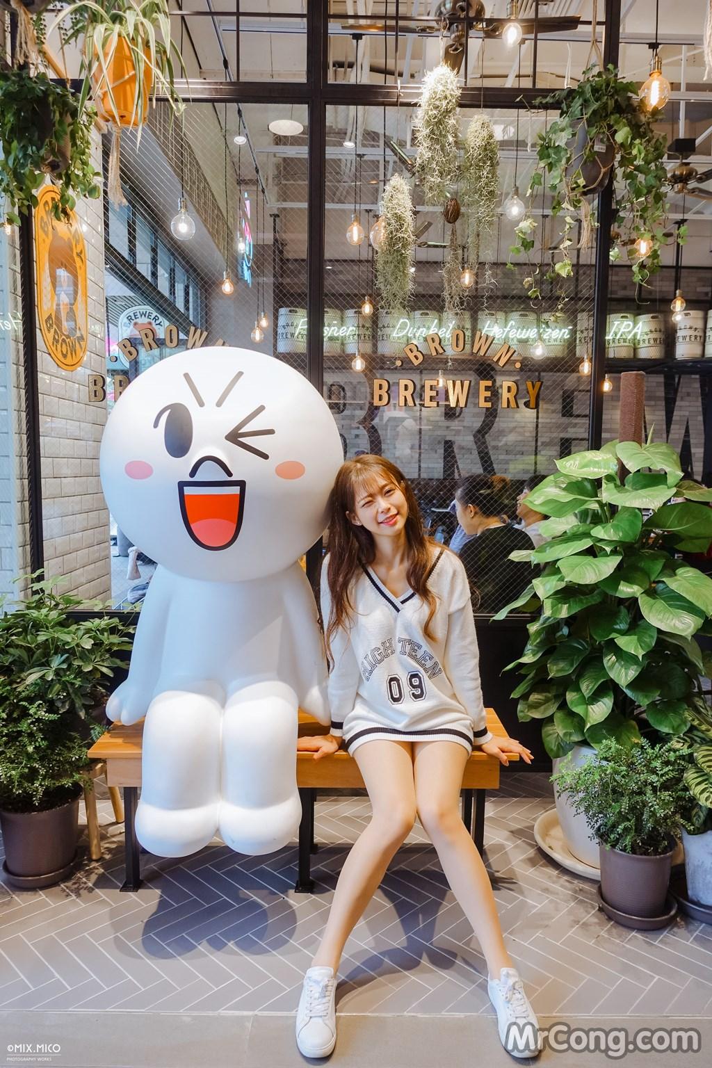 Image MrCong.com-Nguoi-dep-Icey-Chau-by-MixMico-012 in post Cô nàng Icey Chau (艾昔) siêu đáng yêu qua ống kính máy ảnh của MixMico (14 ảnh)
